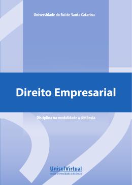 Direito Empresarial - UNISUL