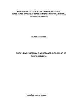 Imagem em PDF - Universidade do Extremo Sul Catarinense