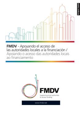 FMDV - Apoyando el acceso de las autoridades locales a la