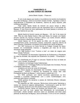 Visualizar panegírico - Academia de Letras de Biguaçu