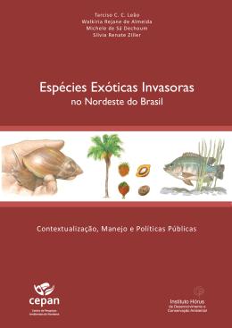Espécies Exóticas Invasoras no Nordeste do Brasil