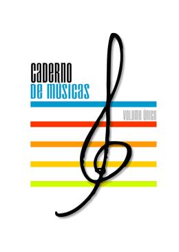 Caderno de Músicas - Volume Único
