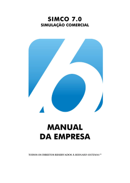 SIMCO 3 - Bernard Simulação Gerencial