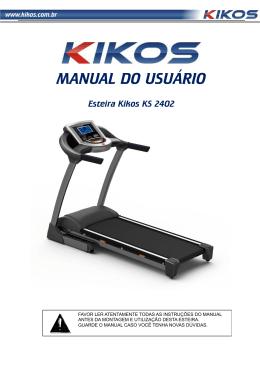 MANUAL DO USUÁRIO