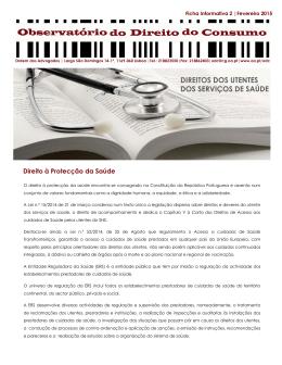 Ficha Informativa nº 2 do ODC