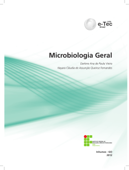 Microbiologia Geral