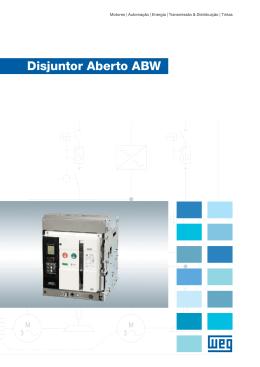 Disjuntor Aberto ABW