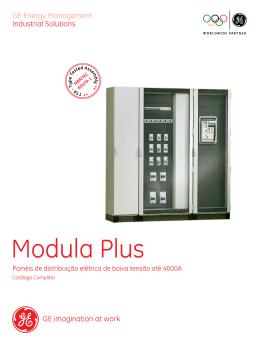 Modula Plus - GE Sistemas Industriais