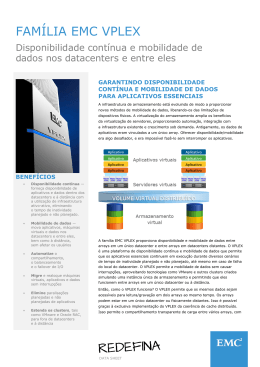 EMC VPLEX Family Data Sheet