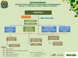 PRESIDENTE ORGANOGRAMA