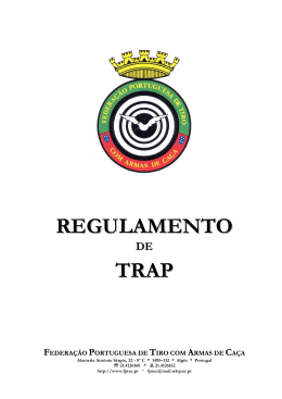 REGULAMENTO TRAP