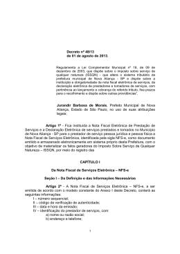 Decreto issweb