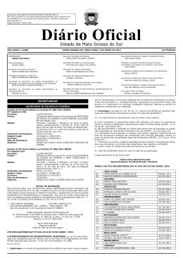 página 52 - Diário Oficial
