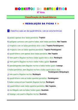 Ficha Resolvida