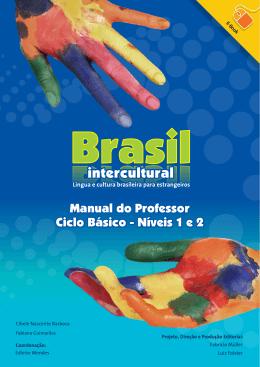 Manual do Professor Ciclo Básico - Níveis 1 e 2