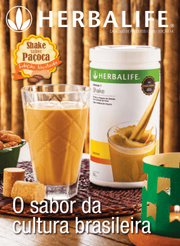 O sabor da cultura brasileira