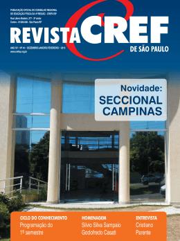 SECCIONAL CAMPINAS - Conselho Regional de Educação Física