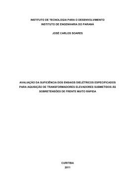 Dissertação - Institutos Lactec
