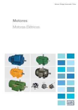 Motores Motores Elétricos