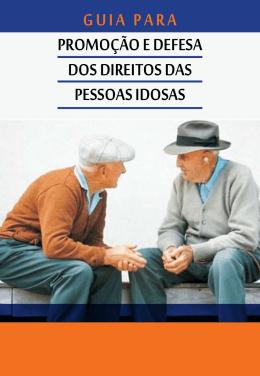 Guia para promoção e Defesa Dos Direitos Das pessoas