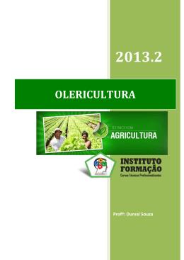 OLERICULTURA