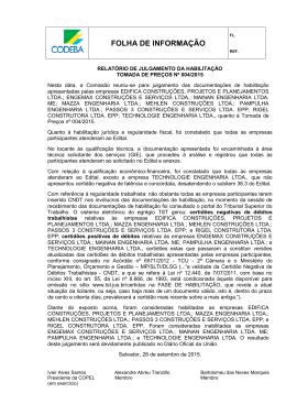 julgamento da habilitação tomada de preços 004-2015