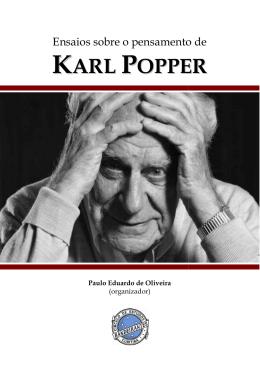 Ensaios sobre o pensamento de Karl Popper - CEB - 2012