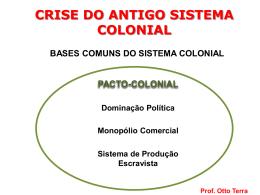 LIDERANÇAS COLONIAIS