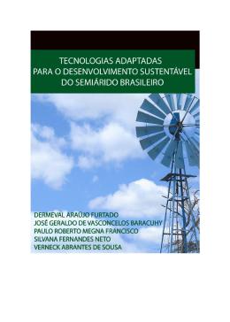 Tecnologias Adaptadas para o Desenvolvimento Sustentável