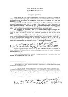 Direito Público Constitucional