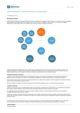 Novo Portal da Indústria :: SENAI :: Institucional