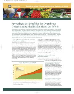 Apropriação dos Benefícios dos Organismos Geneticamente
