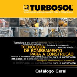 novo products catalog - Turbosol Produzione S.p.A.