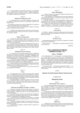 Descarregar PDF Estatutos