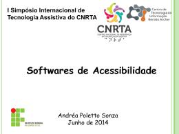"""Softwares de Acessibilidade"" – Andréa Sonza (vai para outra página)"