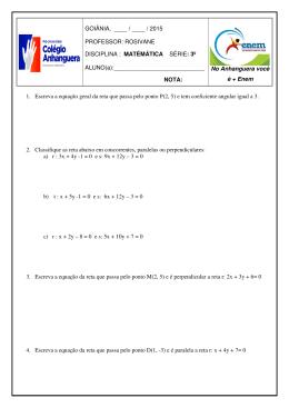 matemática rosivane p2 iv bimestre