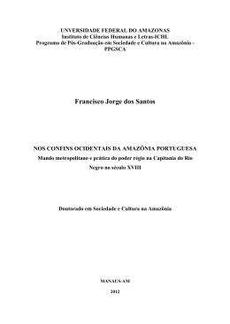 Tese - Francisco Jorge dos Santos