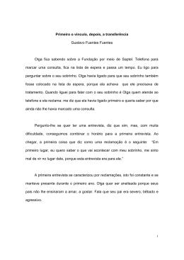 Primeiro o vínculo, depois, a transferência Gustavo Fuentes