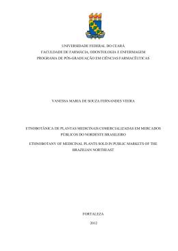 Universidade Federal do Ceará, Faculdade de Farmácia, Odontologia