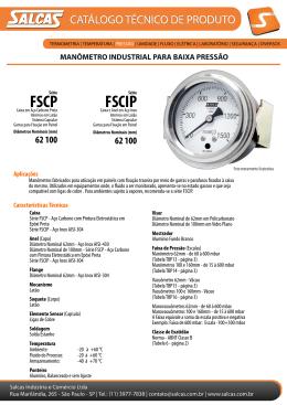 FSCP FSCIP