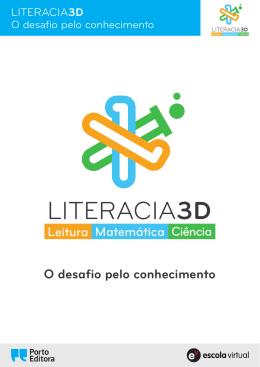 LITERACIA3D - Agrupamento de Escolas de Fajões