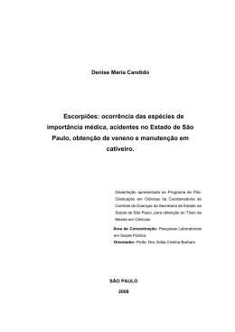Denise Maria Candido - BVS SES-SP