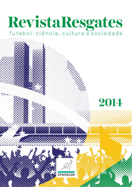 futebol: ciência, cultura e sociedade