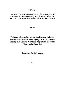 Estudo dos Casos de Nova Iguaçu