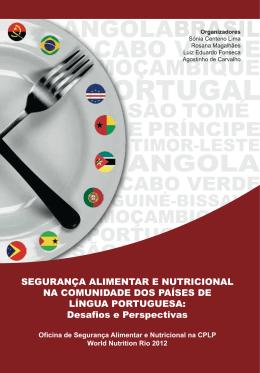 Segurança Alimentar e Nutricional na Comunidade dos Países de