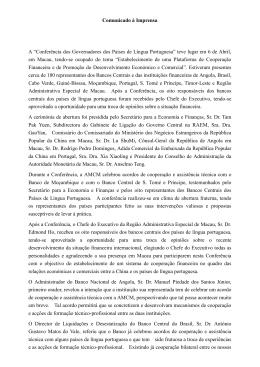 Conferência dos Governadores dos Países de Língua Portuguesa