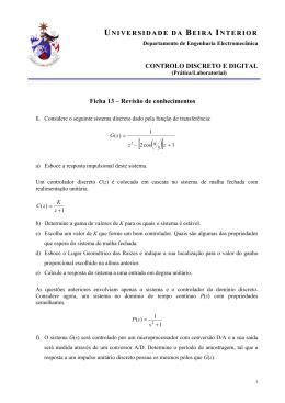 CDD_PL_Ficha13 - Universidade da Beira Interior