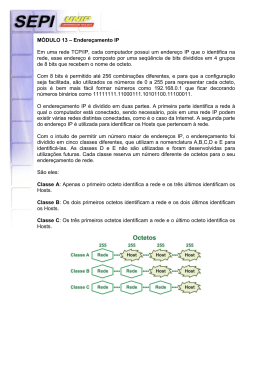 SEPI - Sistema de Ensino Presencial Integrado