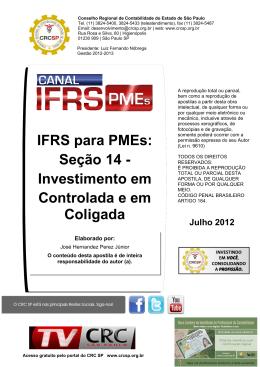 (Microsoft PowerPoint - Apresenta\347\343o_TV_IFRS SE