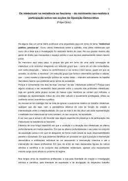 Filipe Dinis - Congresso Conquistas da Revolução